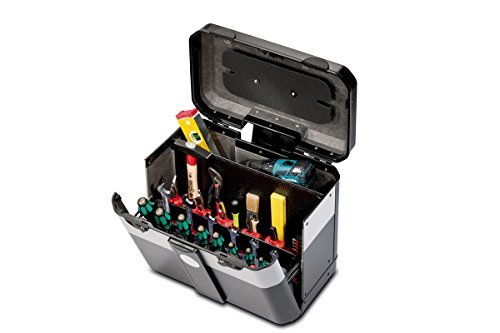 Evolution 2.012.535.981 Tool Case with Wheels with CP-7-Tool Holder by Evolution