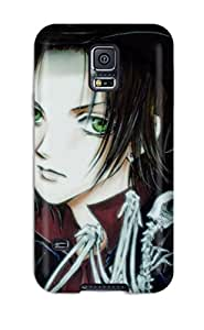8715358K98538978 New Fashionable Cover Case Specially Made For Galaxy S5(godchild Cain)