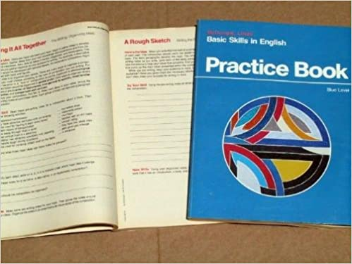 Book Basic Skills in English Practice Book