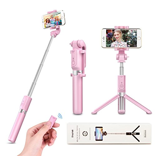 Selfie Stick Tripod Remote Bluetooth product image