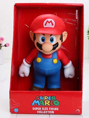 Figura Super Mario Bros muneco de 23 cm Juguete