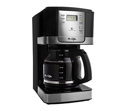 Closeout! Mr. Coffee 12-Cup Programmable Coffee Maker
