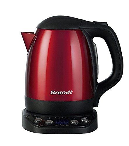 Brandt BO1200ER Hervidor 2200 W 1.2 litros Rojo