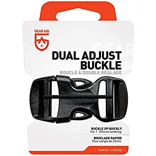 Gear Aid Dual Adjust Buckle Kit, 1""