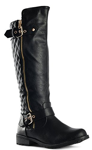 Forever Boots Mango Lady Lady 21 21 Link Link Mango Forever Black aE61xFwZq