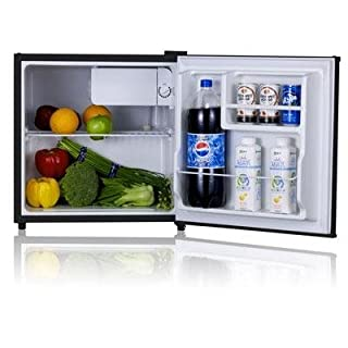 midea WHS-65L Compact Single Reversible Door Refrigerator with Freezer, 1.7 Cubic Feet (B00JTOJNHY) | Amazon price tracker / tracking, Amazon price history charts, Amazon price watches, Amazon price drop alerts