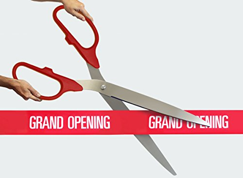 - FREE Grand Opening Ribbon with 36