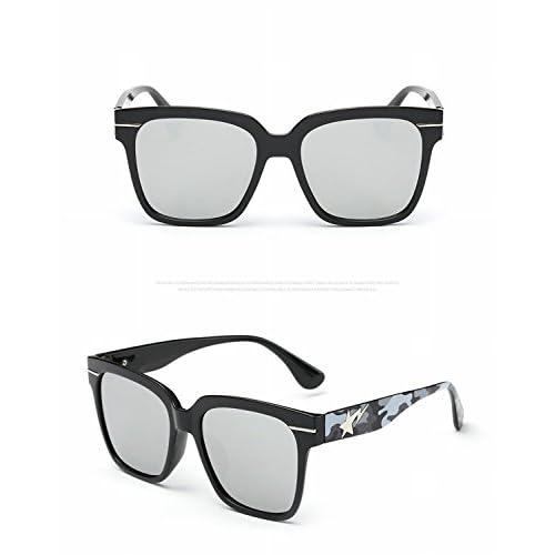 153e9fb145 80% OFF Gafas de Sol Unisex General Gafas de Sol Moda Lente de Color Gafas