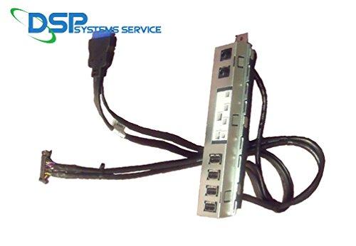 Dell OptiPlex 9020 Desktop Front I/O USB Audio Assembly- 5F85N