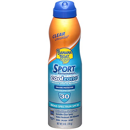 Banana Boat UltraMist Sunblock Continuous Spray Sport SPF 30
