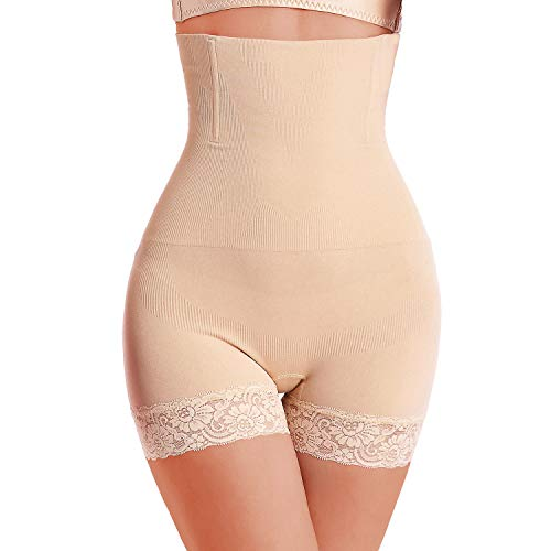 3ef71a53d0d MOVWIN Women s Shapewear Underwear High Waist Seamless Butt Lifter Body  Shaper Tummy Control Panties