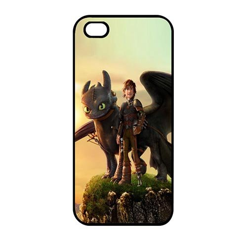 Coque,How to Train Your Dragon Pattern for Coque iphone SE & Coque iphone 5 & Coque iphone 5S Though Shell Case Covers