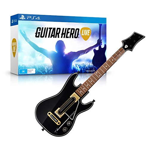 Guitar Hero Live w/ Guitar Controller Bundle - PlayStation 4