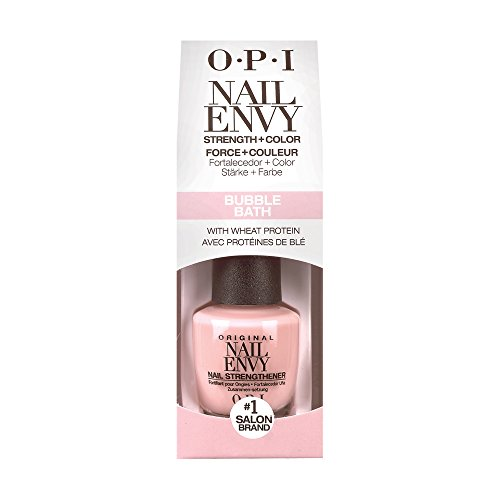 Bubble Bath Formula - OPI Nail Envy Nail Strengthener, Bubble Bath