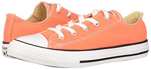 Taylor Chuck All Sneaker Orange Hyper Kids' Converse Core Star Ox qE5tf7