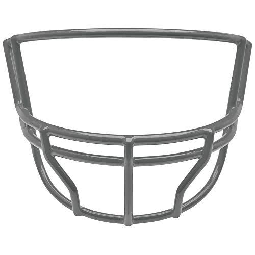 Schutt Sports OPO-XL Super Pro Carbon Steel Football Faceguard, Grey ()