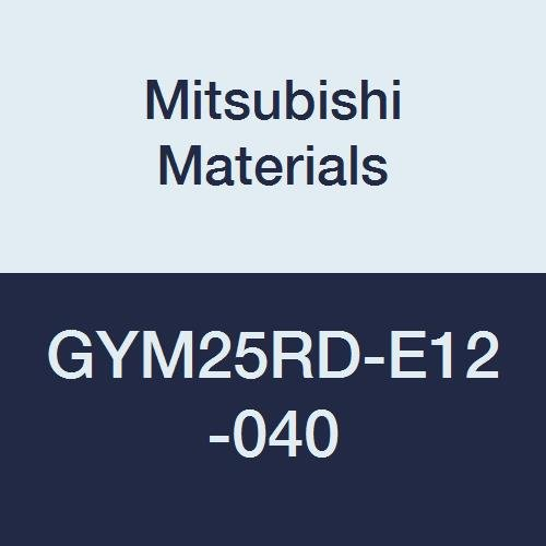 0.094//0.098//0.108 Seat M25 Size Right Hand Mitsubishi Materials GYM25RD-E12-040 Face Grooving Holder 0.472 Grooving Depth 1.575 Grooving Diameter Modular Blade