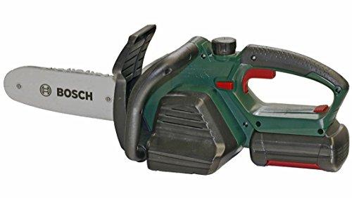 imitation Tronçonneuse électronique Bosch, Klein – 8399 – Jeu d'imitation – Tronçonneuse électronique Bosch