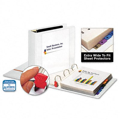 Slant D-ring Binder 2 Cap - 2