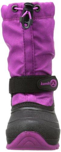 Kamik Waterbug5G - Botas de nieve, talla: 38, color: Morado Pink (Vivid Viola/VIO)