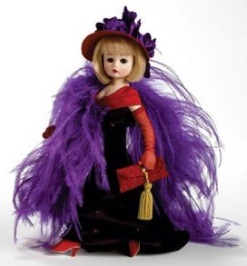 Madame Alexander Red Hat Sophisticate Cissette, Limited Edition
