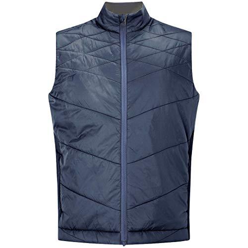 Callaway Golf 2019 Mens Full Zip Chev Thermal Puffer Vest Gilet Infinity XXL