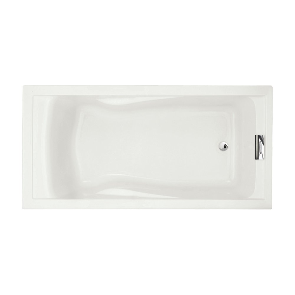 American Standard 7236v002 020 Evolution Bathtub With Form