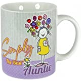 Simply The Best Mug - Simply The Best Auntie 59512