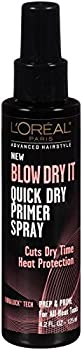 L'Oreal Paris Advanced Hairstyle BLOW DRY IT Quick Dry Primer Spray
