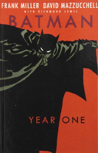 Batman: Year One Deluxe