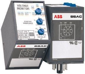 SSAC LLC PLMU11 Voltage Monitor, 3-Phase