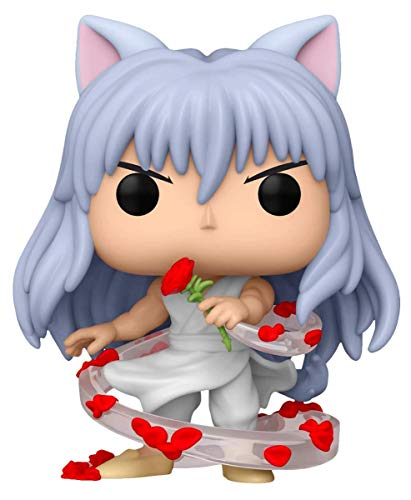 POP Funko Ghost Files YU YU Hakusho 857 Yoko Kurama Special Edition