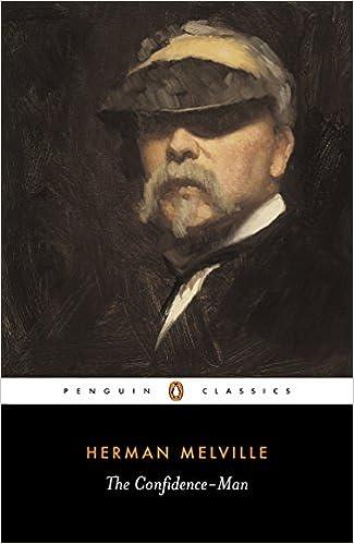 Resultado de imagem para The Confidence Man de Herman Melville