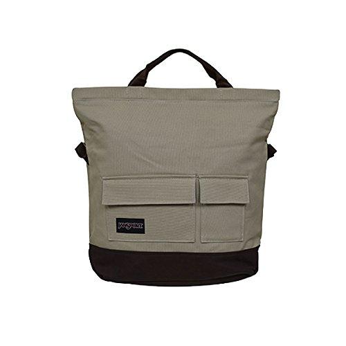 (ジャンスポーツ) JANSPORT BRODERICK 15 MESSENGER BAG トートバッグ (並行輸入品) B00TYDQN3W DESERT BEIGE Free