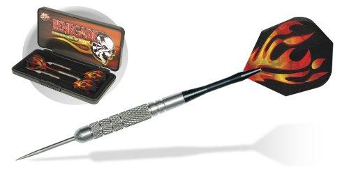 Dart World 29124 Renegade 70% Tungsten Steel Tip Dart (24-Gram)