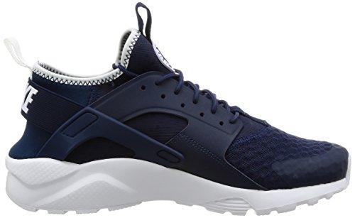 Nike Mens Huarache Körda Ultra Rinnande Gymnastiksko Midnatt Marin / Obsidian-white