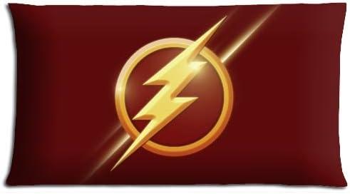 Nuevo El flash poliéster + algodón funda de almohada con ...
