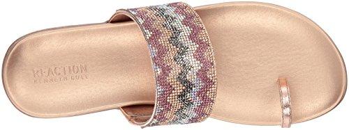Trucchi Di Anello Delle Multi Sottili Reazione Rosa In Piatto Sandalo Donne Oro Cole 2 Kenneth Tep rqArntU5z