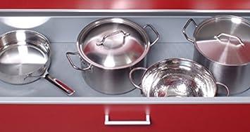 Antirutschmatte Schubladeneinlage Küche CANVAS 500mm ...