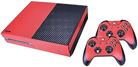Pieles Autoadhesivas Con Diseño De Fibra De Carbono; Xbox One ...