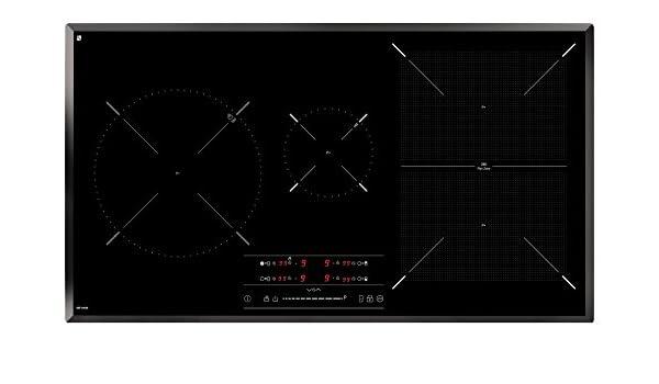 Teka IRF 9430 Integrado Con - Placa (Integrado, Con placa de inducción, Vidrio, Negro, 1800 W, 14,5 cm)