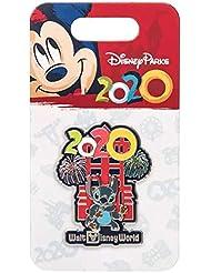 Disney Pin - 2020 Walt Disney World - Stitch at Hollywood Tower Hotel