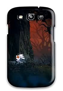 Hot 8752462K72892393 S3 Scratch-proof Protection Case Cover For Galaxy/ Hot Ori And The Blind Forest Phone Case