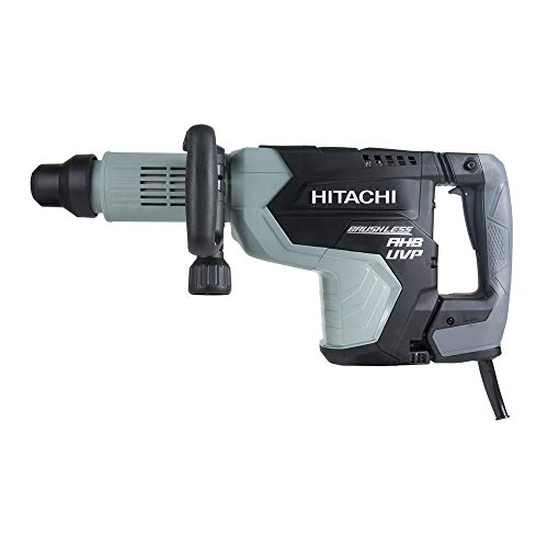 Hitachi H60MEY SDS-Max AC Brushless Demo Hammer w/ Compact C