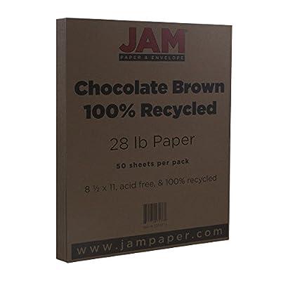 JAM Paper® 8 1/2 x 11 Paper - 28 lb Basis