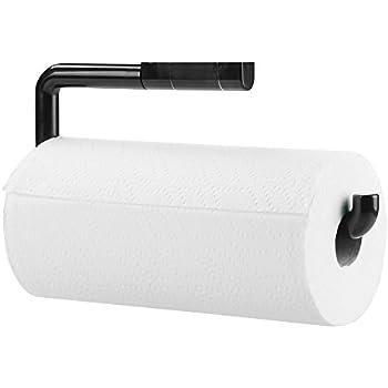 Under The Cabinet Paper Towel Holder Best Amazon MDesign Wall MountUnder Cabinet Paper Towel Holder For