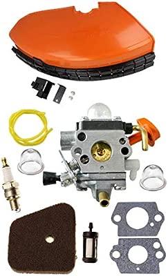 homyl Carburador Cuchillo Set de protección para desbrozadora ...