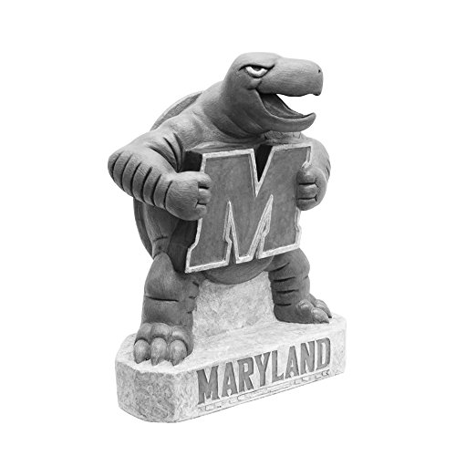 Maryland Terps NCAA ''Terp'' College Mascot 17in Vintage Statue by Stone Mascots