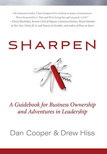 Sharpen: A Guidebook for Busines...
