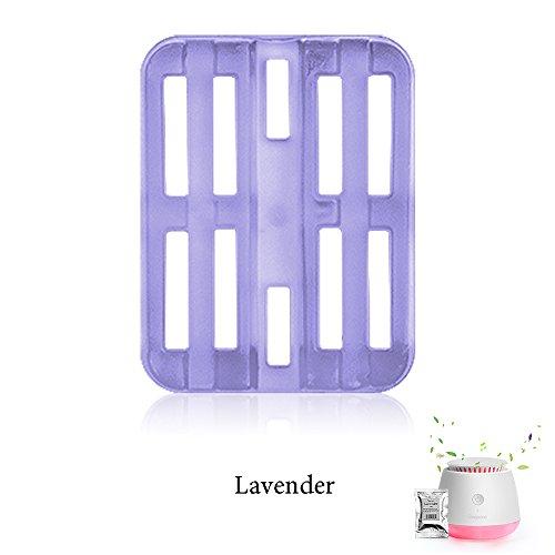Sleepace Solid Essential Oil Perfume, 2pcs for Nox Aroma Smart Wake up Light, Fragrance Flower Flavor Therapy Lavender